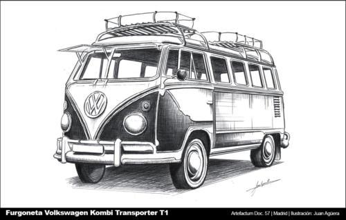Transporter Kombi T1
